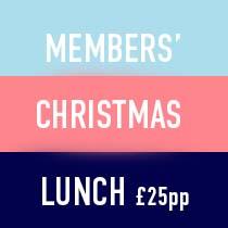 Members' Christmas Lunch